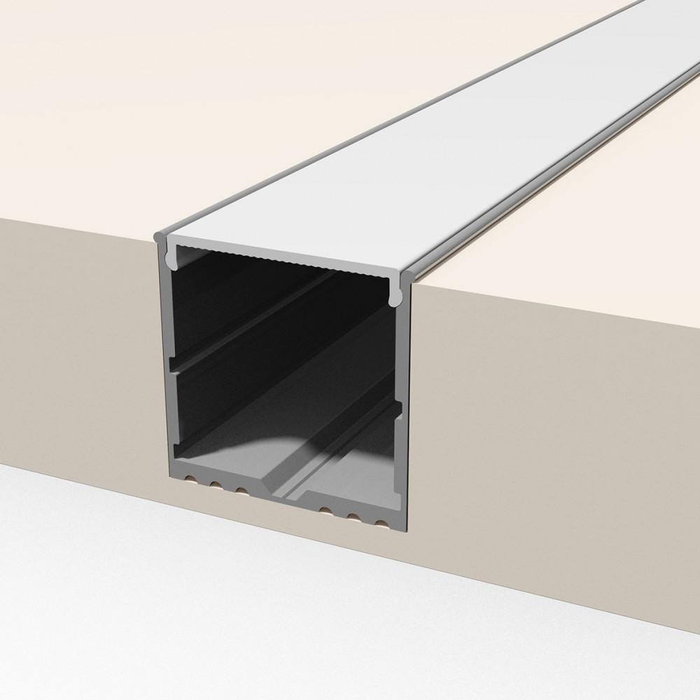 Lineær LED belysning for utendørs prosjekter | Kreativ