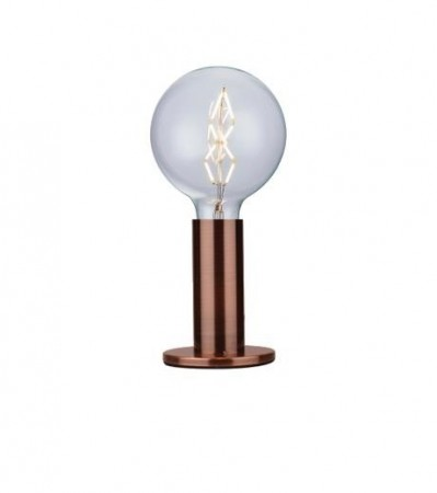 Bordlampe ELEGANCE DECO - Antikk