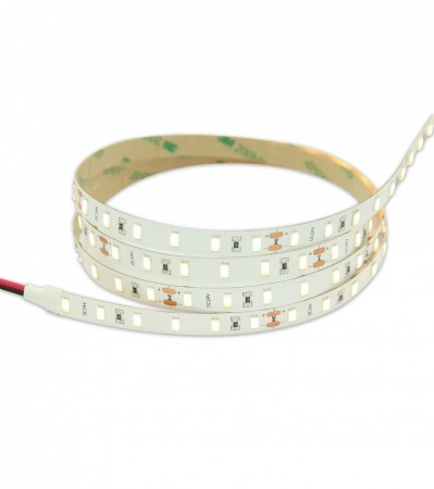 5M LED Strip 24V, 1800lm, 17,28W, 2700K, IP20, CRI>80, 72LED/m