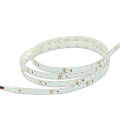 5M LED Strip 24V, 9,6W, BLÅ, IP20, 120LED/m