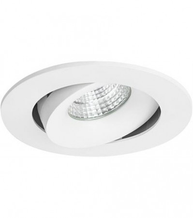 LED Downlight MD-70 Tune, Hvit, 230V, IP44