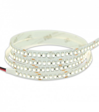 5M LED Strip 24V, 900lm, 14,4W, 2700K, IP20, CRI>95, 180LED/m