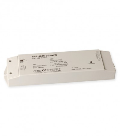 Dimbar RF LED Driver 24V 100W IP20