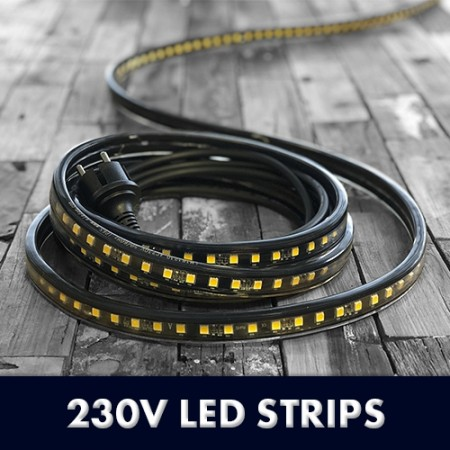 230V LED STRIPS