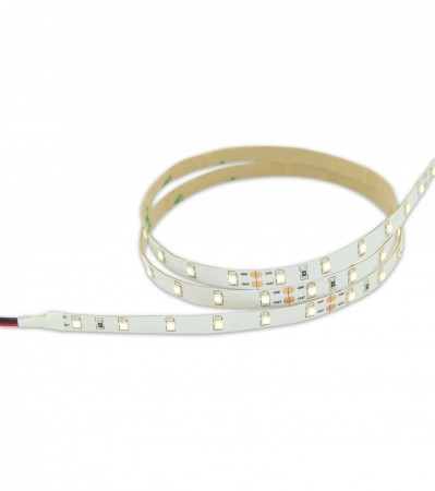 5M LED Strip 24V, 300lm, 4,8W, 2700K, IP20, CRI>95, 60LED/m