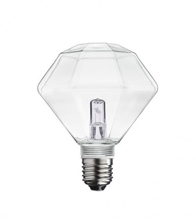 DIAMANT Klar 100mm Halogen 18W