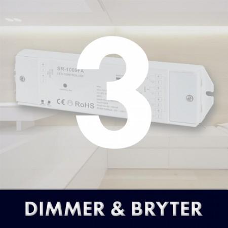 DIMMER & BRYTER
